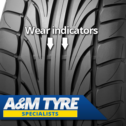 check tyre tread